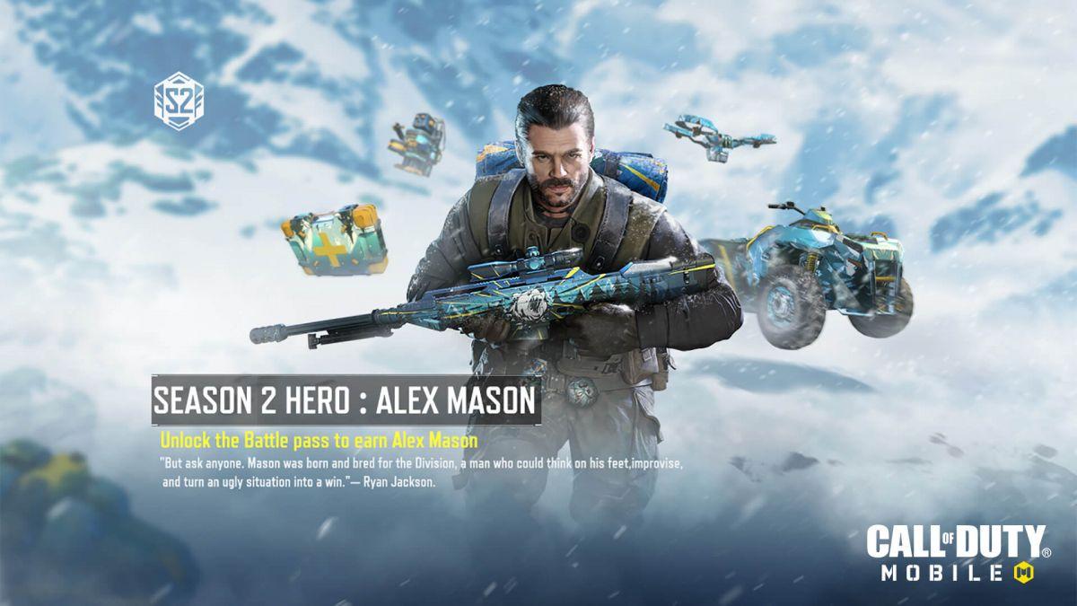 Call of Duty Mobile Sezon 2 çıktı