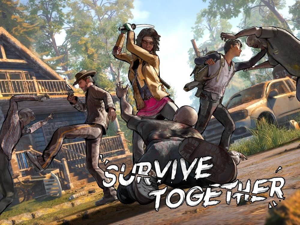 The Walking Dead: Survivors mod apk
