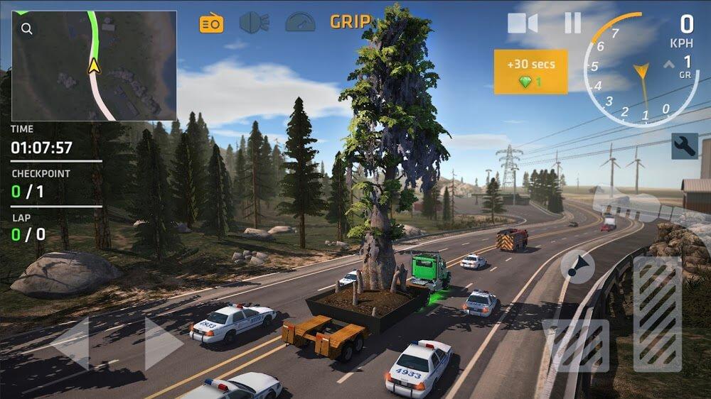 Ultimate Truck Simulator mod apk