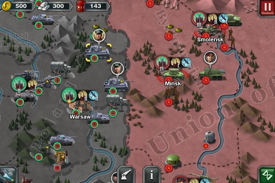 WORLD CONQUEROR 3 mod