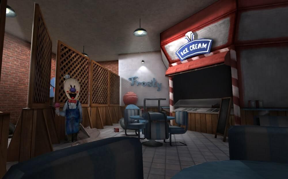 Ice Scream 4: Rod's Factory apk